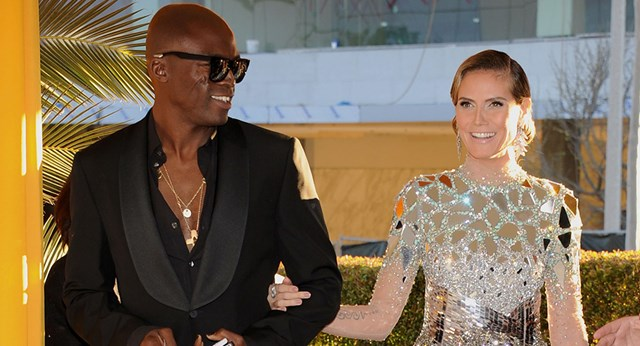 Heidi Klum and ex-husband Seal reunite for a family holiday