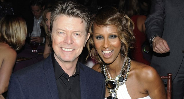 Iman Shares Loving Tribute to David Bowie on Her Late Husband's Birthday