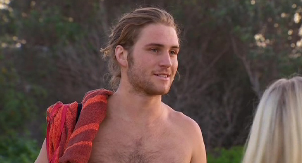 85b73df628ef Home And Away star George Mason confirms he s leaving the show