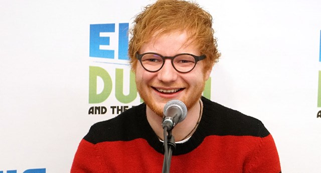 Ed Sheeran reveals he is ready to become a father