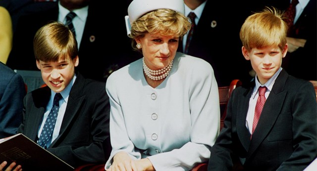 How Princes William and Harry will honour the late Princess Diana