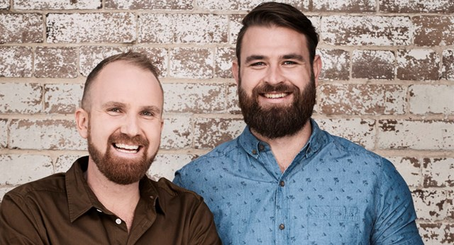 My Kitchen Rules' Tim and Kyle reveal the truth about their love lives