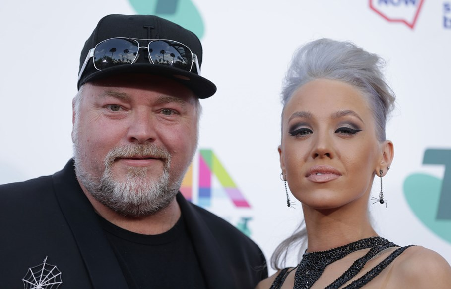 "Imogen Anthony sets the record straight about her ""split"" from Kyle Sandilands"
