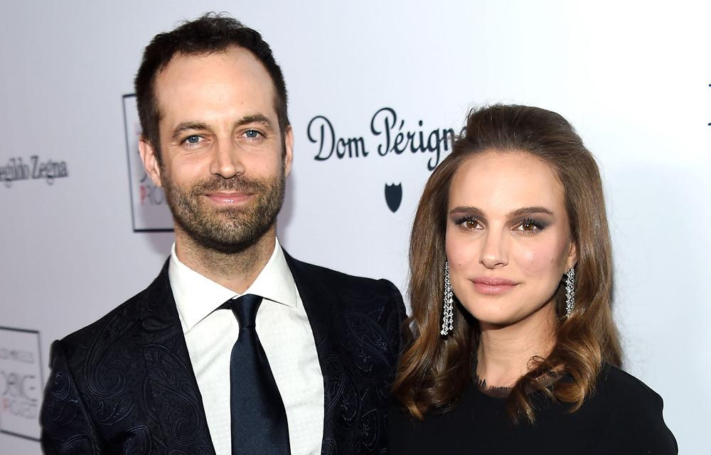 Natalie Portman And Benjamin Millepied Welcome Daughter