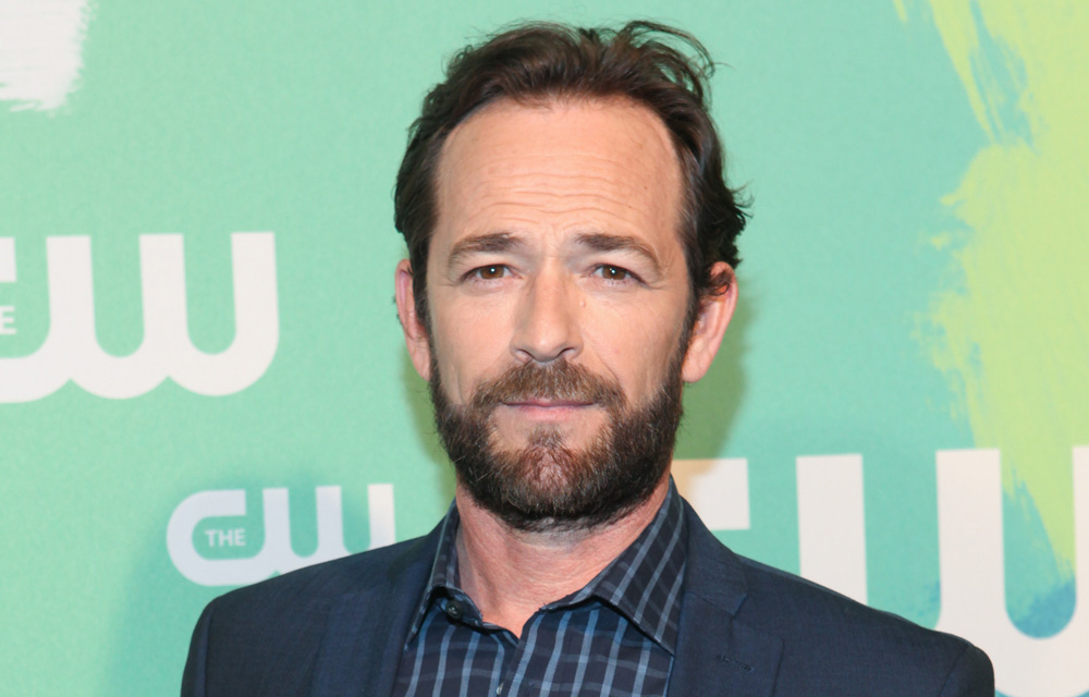Luke Perry Reveals He Discovered Precancerous Growths While Undergoing Colonoscopy