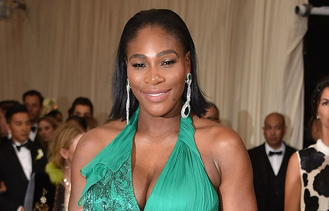 Serena Williams introduces daughter Alexis Olympia