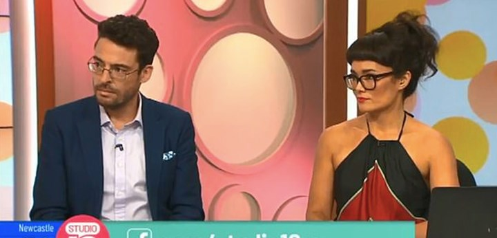 Joe Hildebrand reveals what really happened during Kerri-Anne