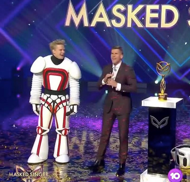 Fans react to Cody Simpson winning The Masked Singer